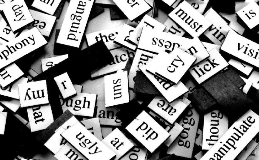 Words Wound. WordsHeal.
