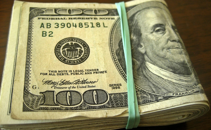 What Money and Our Goodness Have inCommon