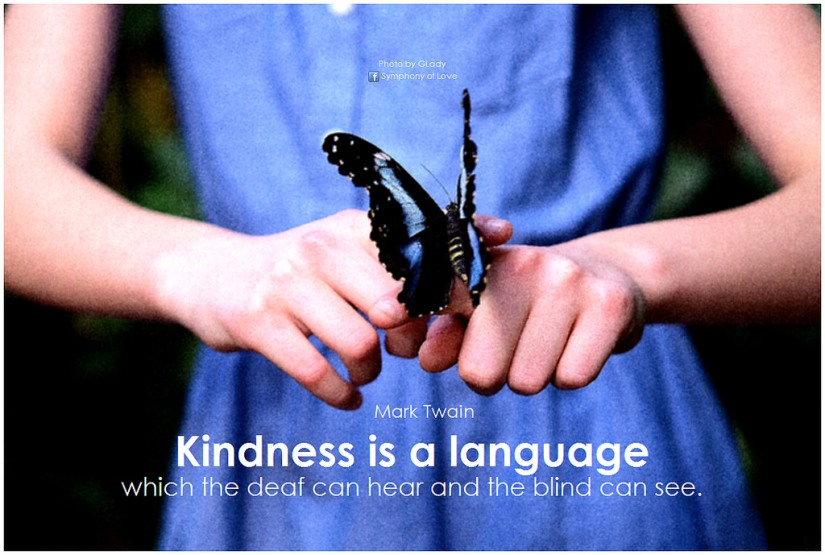 Where Does Kindness Start?