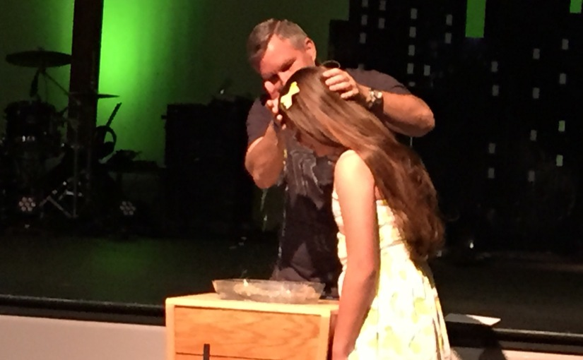 Baptism, A WelcomeDeath