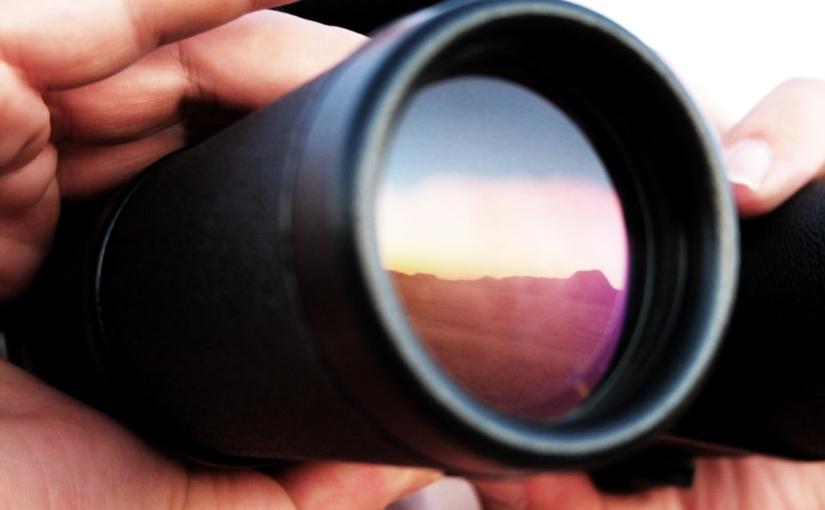 Jesus' Long-Range Vision